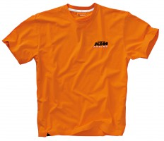 KTM TEE SHIRT KTM RACING ORANGE